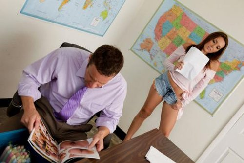 Naughty Bookworms - Scarlett Marx